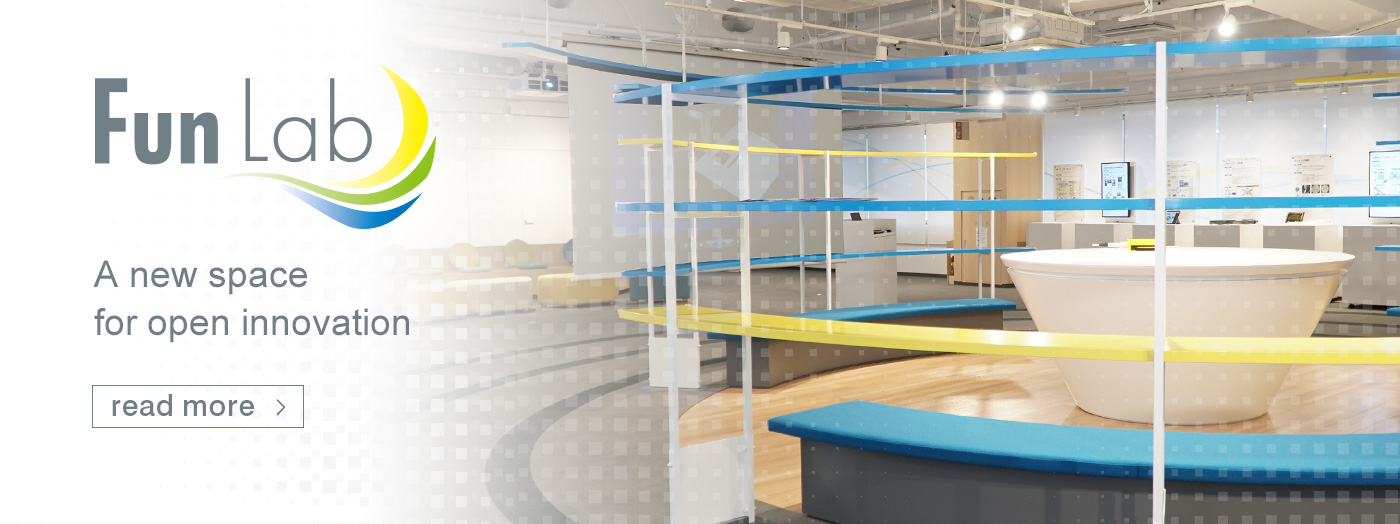 Fun Lab A new space For open innovation