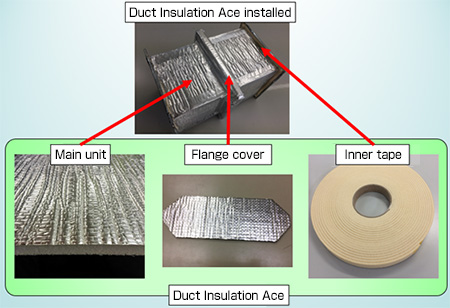 Duct Insulation Ace