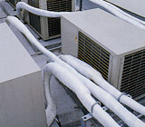 Heat insulating material for ducts foam products for Insulation for copper heating pipes