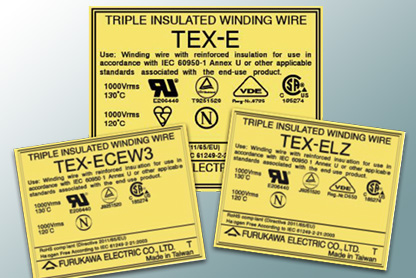 Insulated winding wiresfurukawa electric co ltd safety approvals and regulatory compliance keyboard keysfo Images
